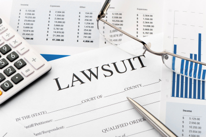Lawsuit Document Involving Personal Liability Allegations Despite Existence of Corporation